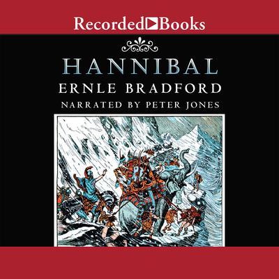 Hannibal Audiobook, by Ernle Bradford