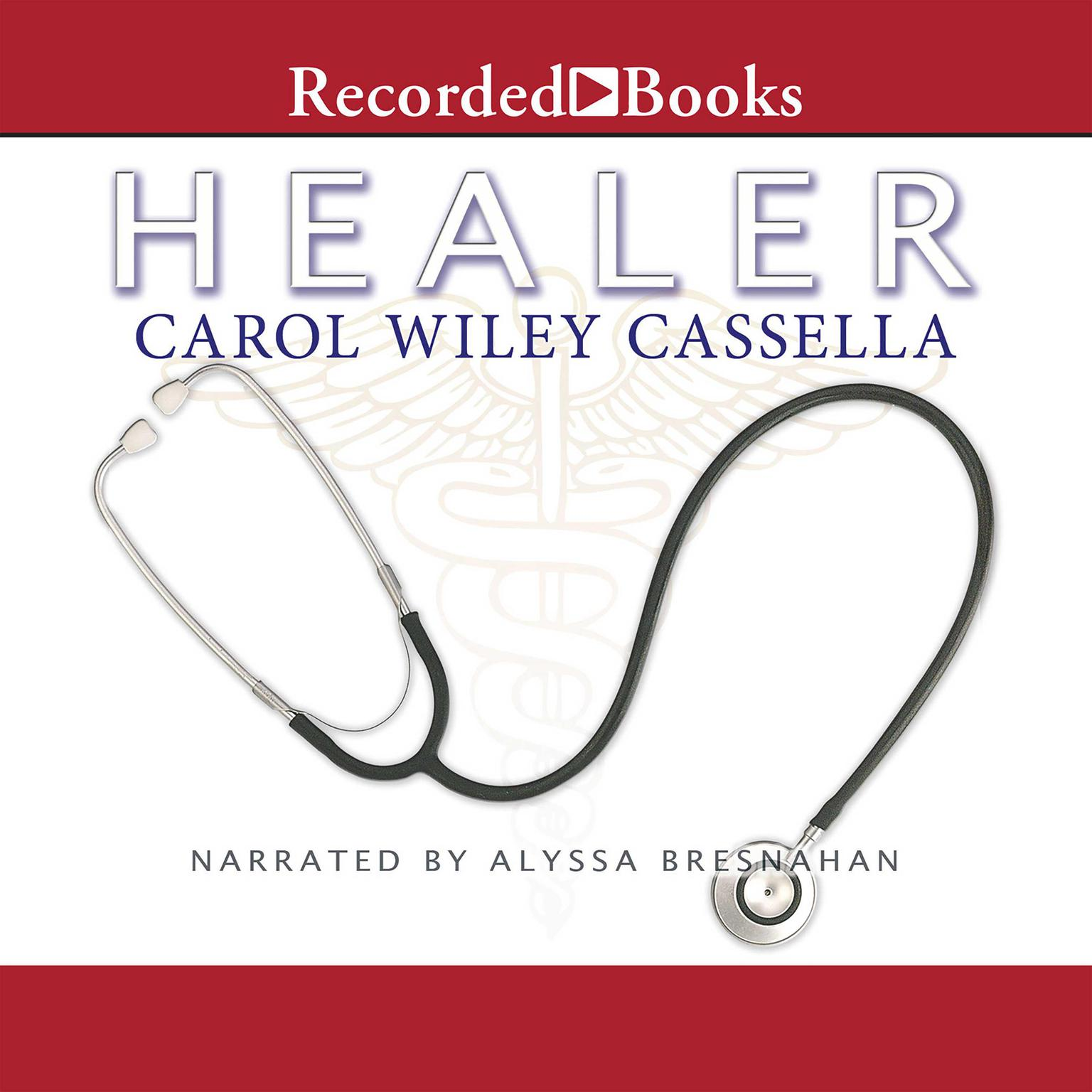 Printable Healer Audiobook Cover Art