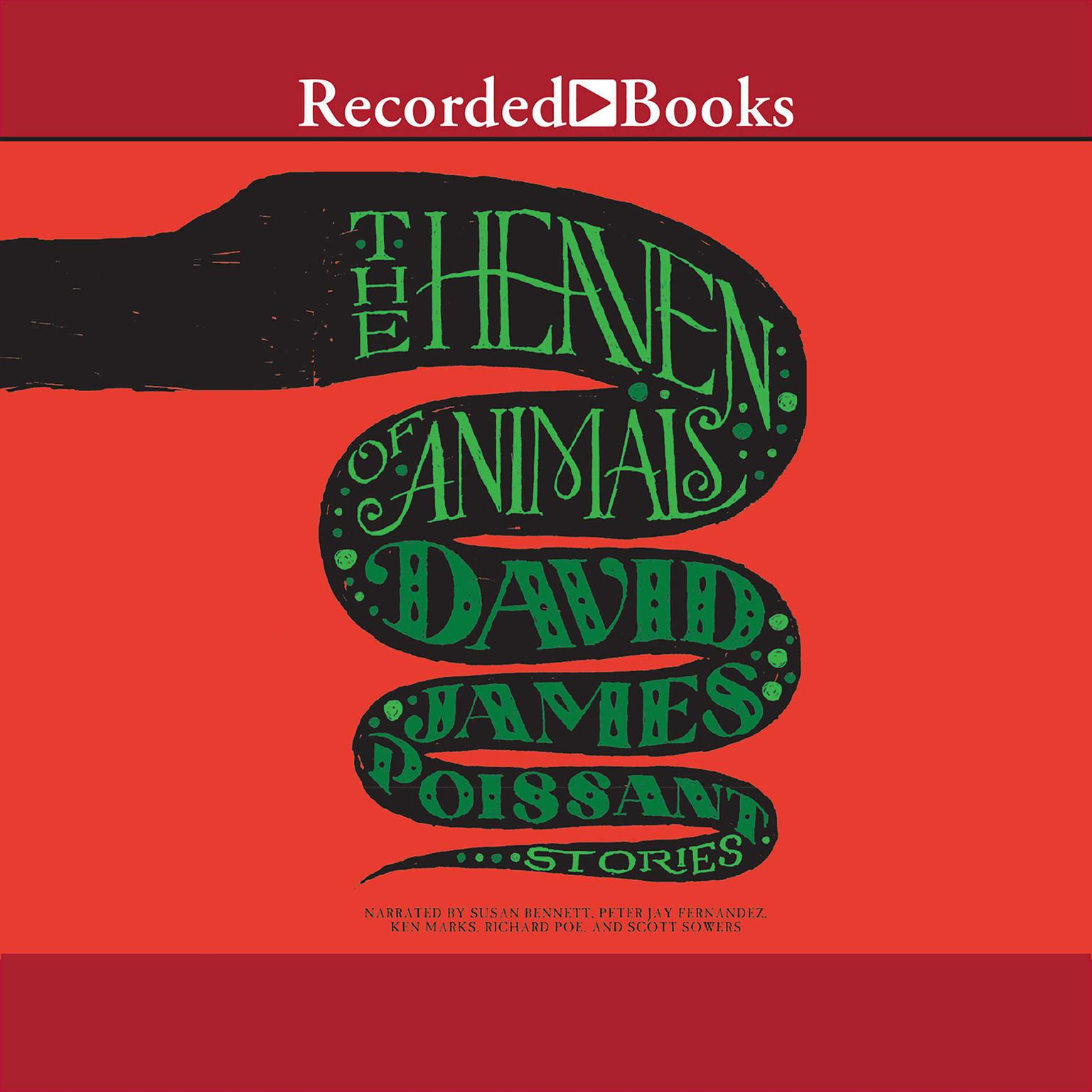 Printable The Heaven of Animals: Stories Audiobook Cover Art