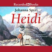 Heidi Audiobook, by Johanna Spyri