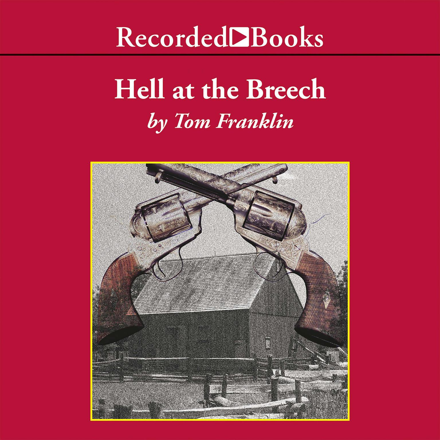 Printable Hell at the Breech Audiobook Cover Art