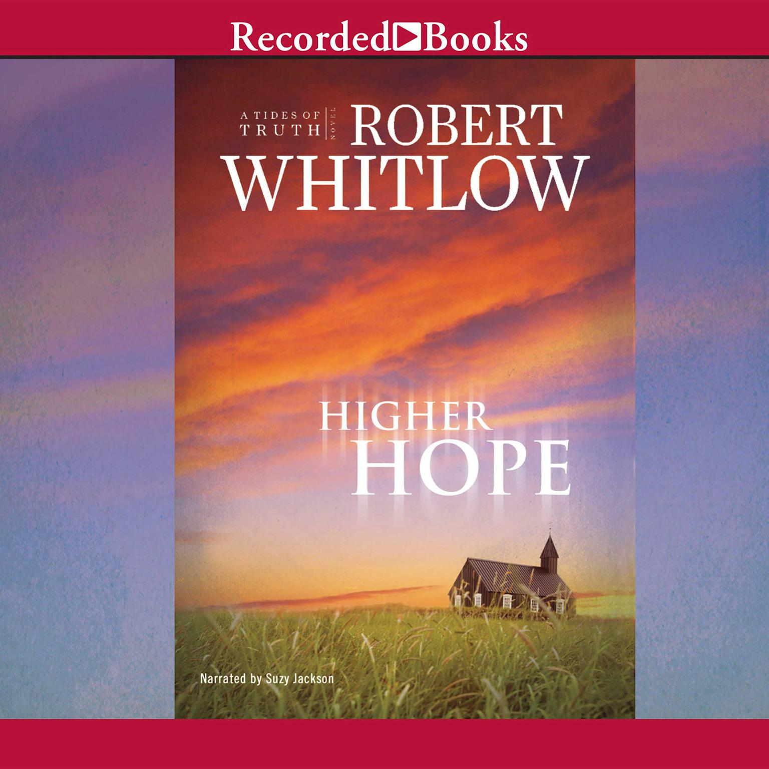 Printable Higher Hope Audiobook Cover Art