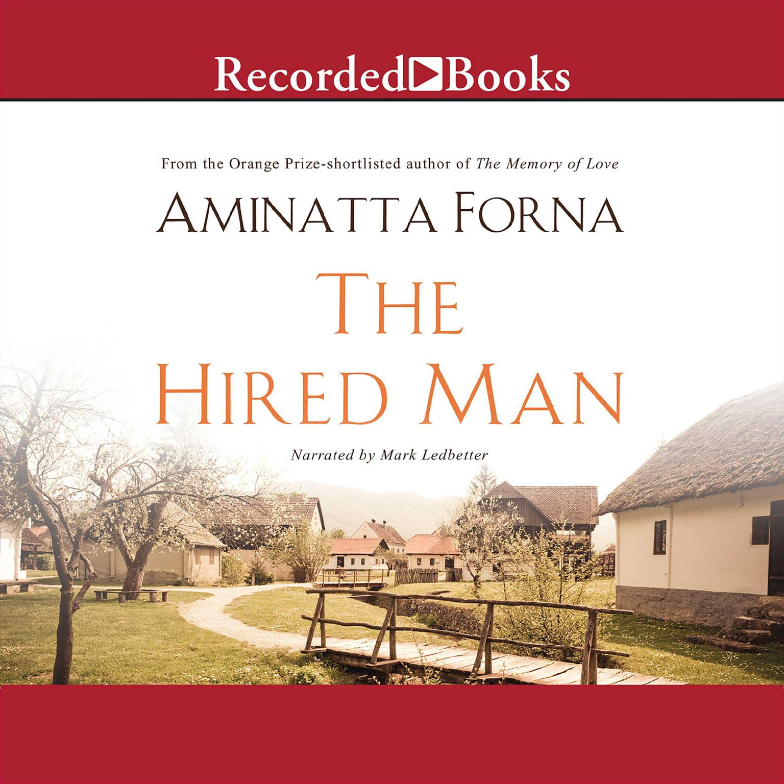 Printable The Hired Man Audiobook Cover Art