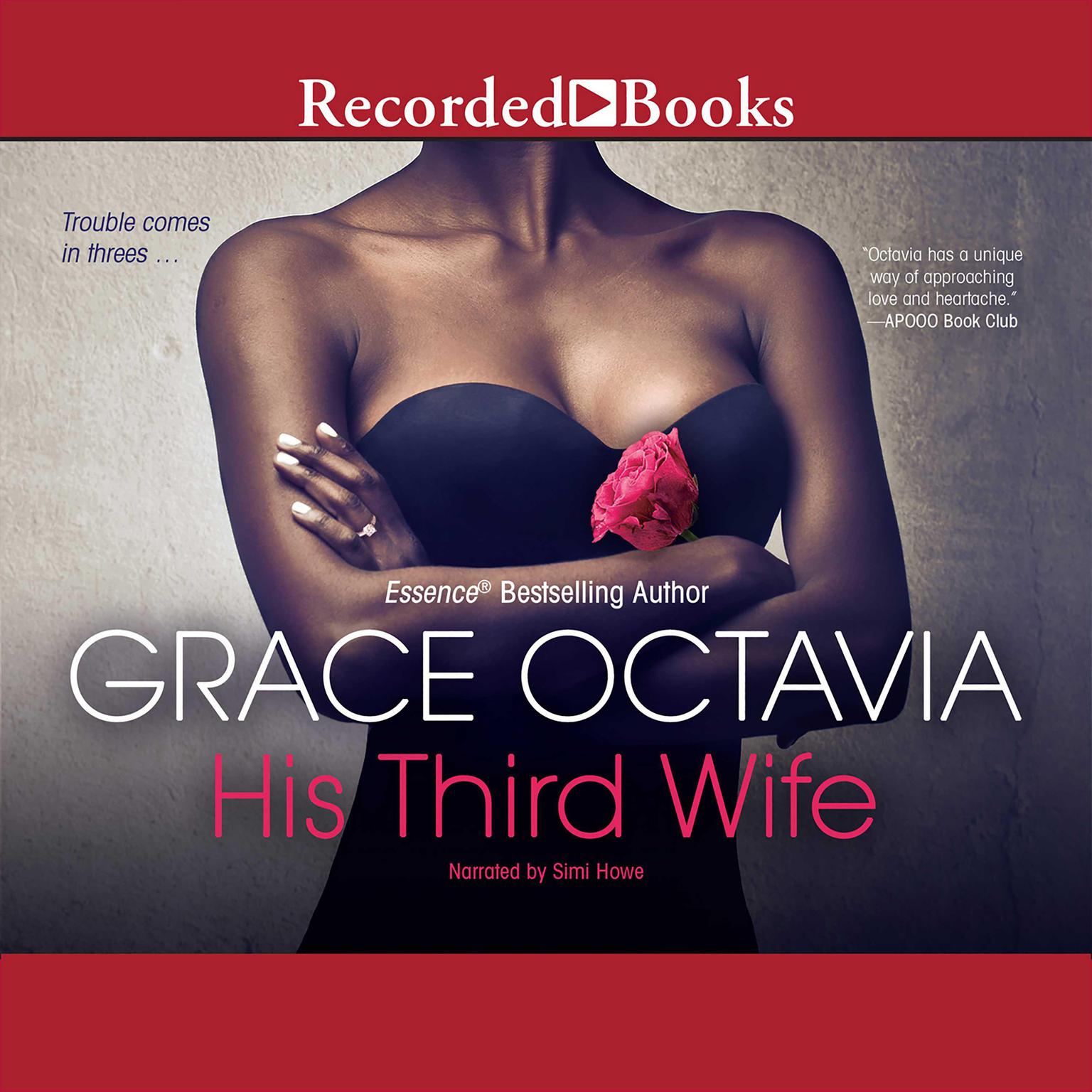 Printable His Third Wife Audiobook Cover Art
