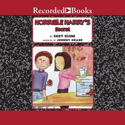 Horrible Harry's Secret Audiobook, by Suzy Kline