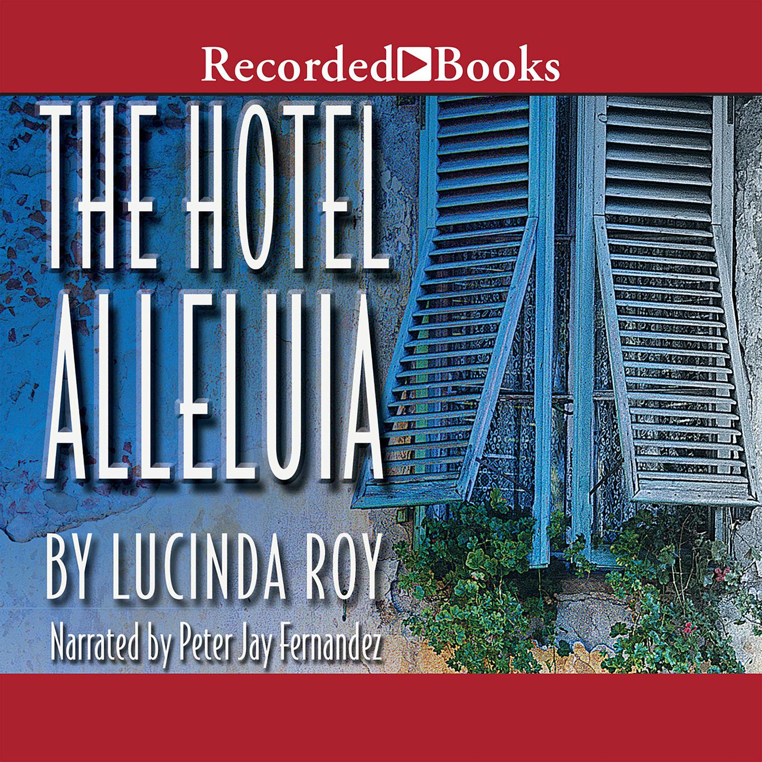 Printable Hotel Alleluia Audiobook Cover Art