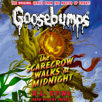 The Scarecrow Walks at Midnight Audiobook, by R. L. Stine
