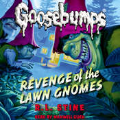 Revenge of the Lawn Gnomes Audiobook, by R. L. Stine