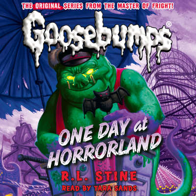 One Day at Horrorland Audiobook, by R. L. Stine