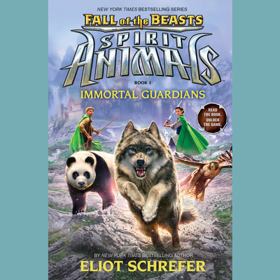 Immortal Guardians Audiobook, by