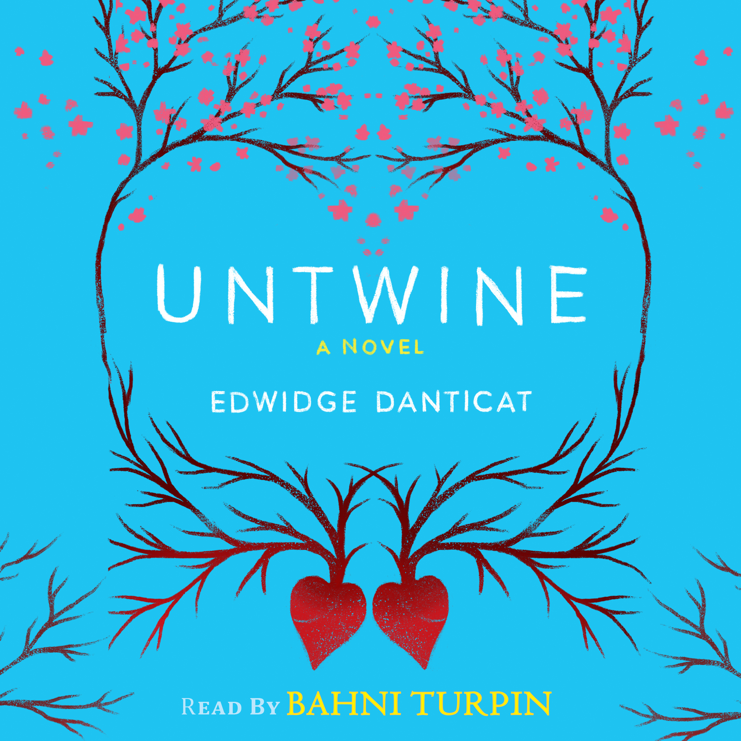 Printable Untwine Audiobook Cover Art