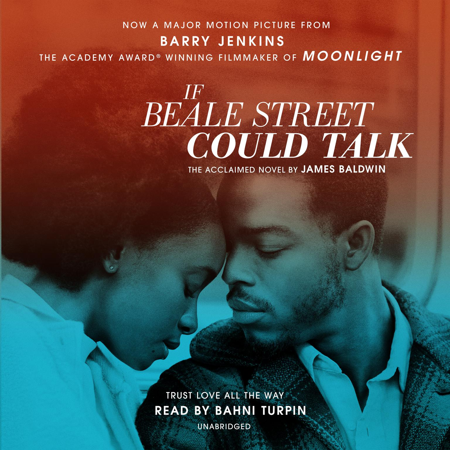 Printable If Beale Street Could Talk: A Novel Audiobook Cover Art