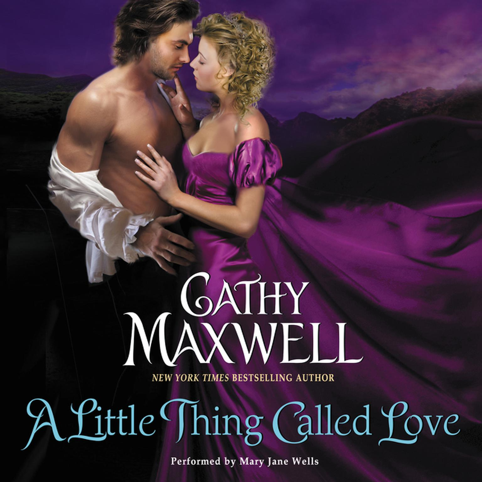 Printable A Little Thing Called Love: A Marrying the Duke Novella Audiobook Cover Art