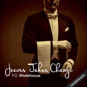 All About Jeeves & Jeeves Takes Charge Audiobook, by P. G. Wodehouse