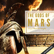 Gods of Mars Audiobook, by Edgar Rice Burroughs