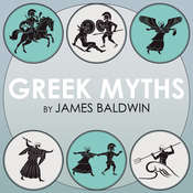 Greek Myths Volume 2 Audiobook, by James Baldwin
