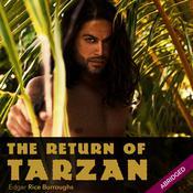 Return of Tarzan Audiobook, by Edgar Rice Burroughs