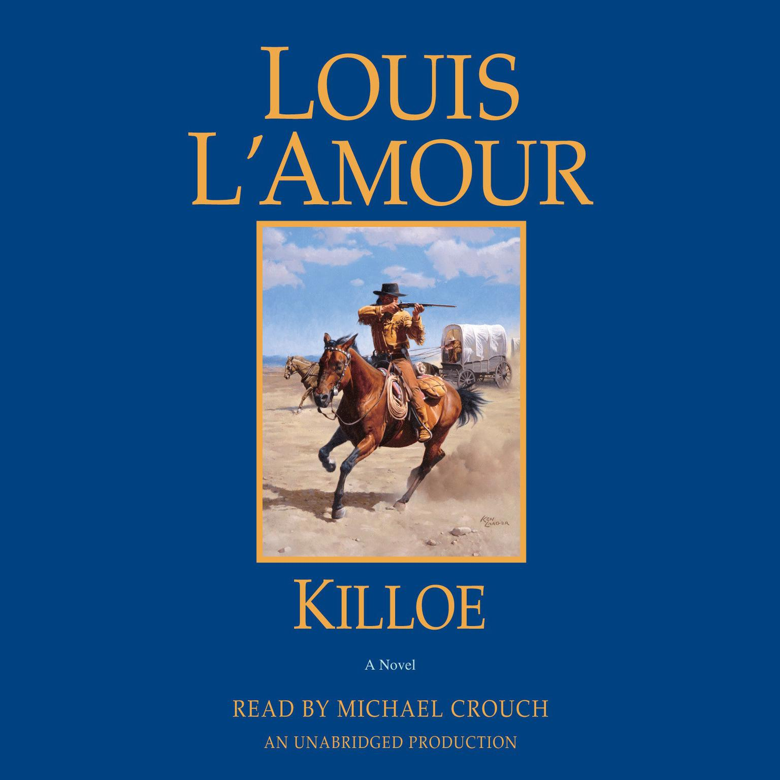 Printable Killoe: A Novel Audiobook Cover Art