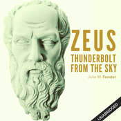 Zeus Thunderbolt from the Sky Audiobook, by Julie M. Fenster