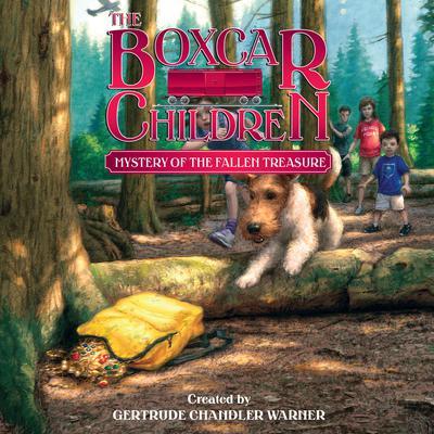 Mystery of the Fallen Treasure Audiobook, by Gertrude Chandler Warner