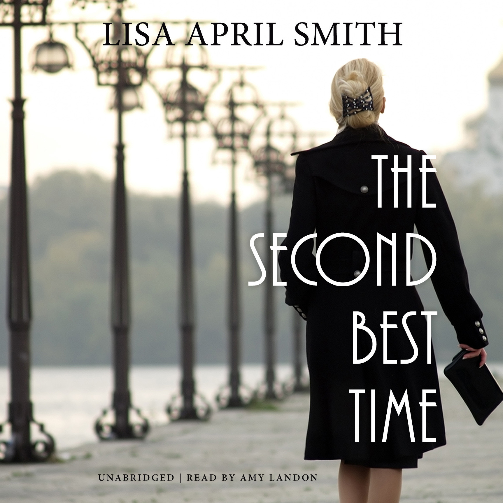 Printable The Second Best Time Audiobook Cover Art