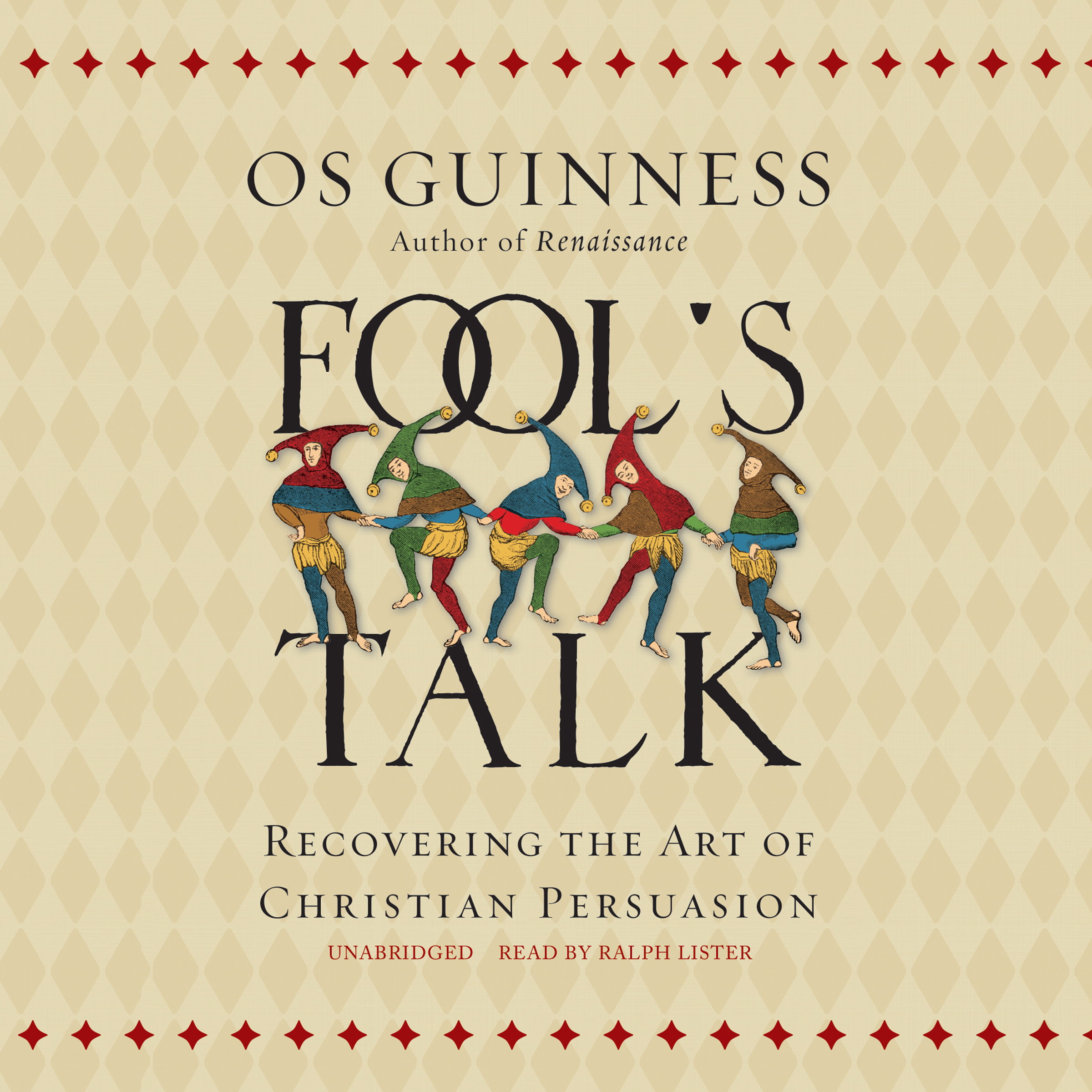Printable Fool's Talk: Recovering the Art of Christian Persuasion Audiobook Cover Art