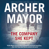 The Company She Kept: A Joe Gunther Novel, by Archer Mayor