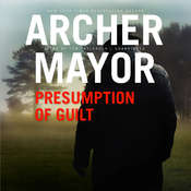Presumption of Guilt: A Joe Gunther Novel, by Archer Mayor