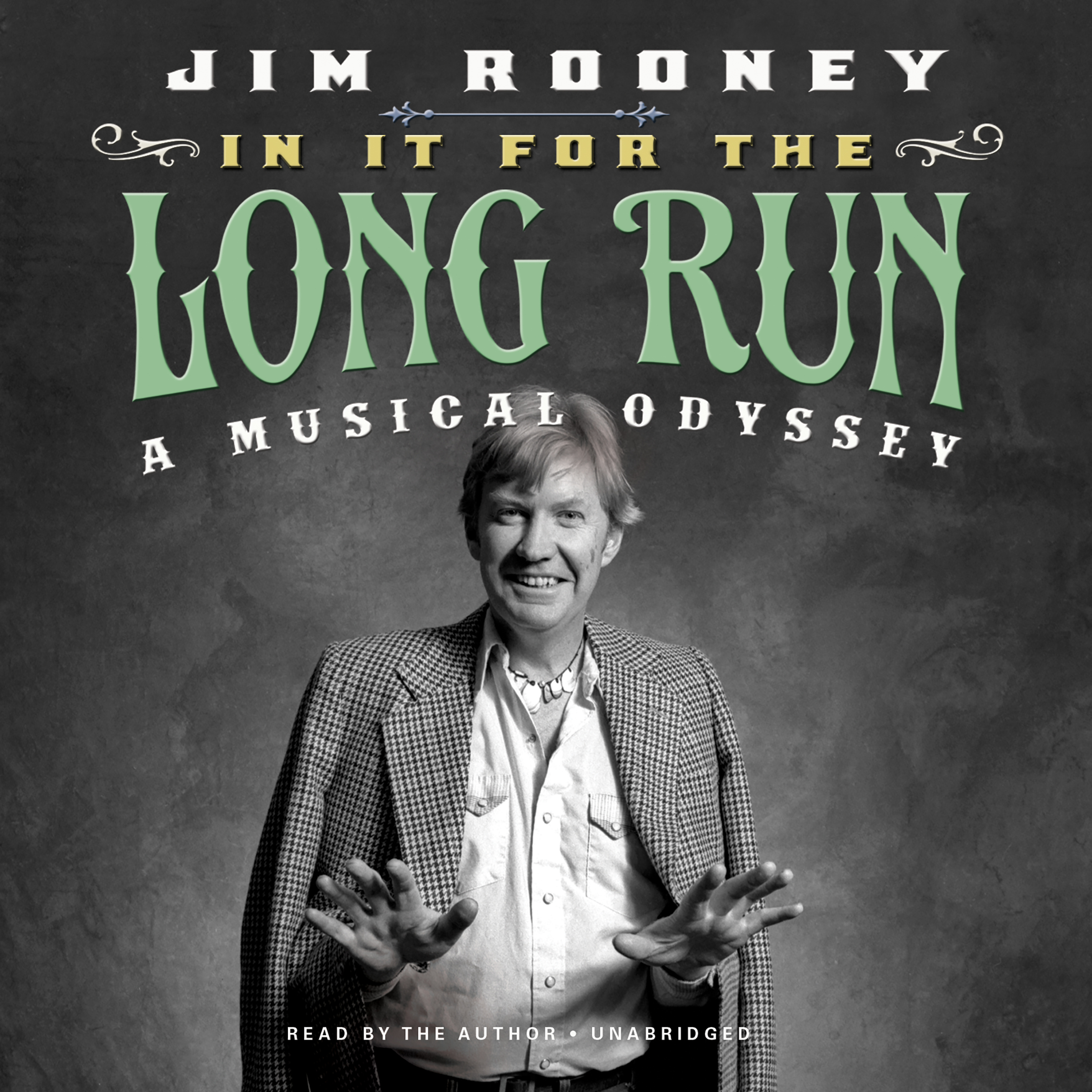 Printable In It for the Long Run: A Musical Odyssey Audiobook Cover Art