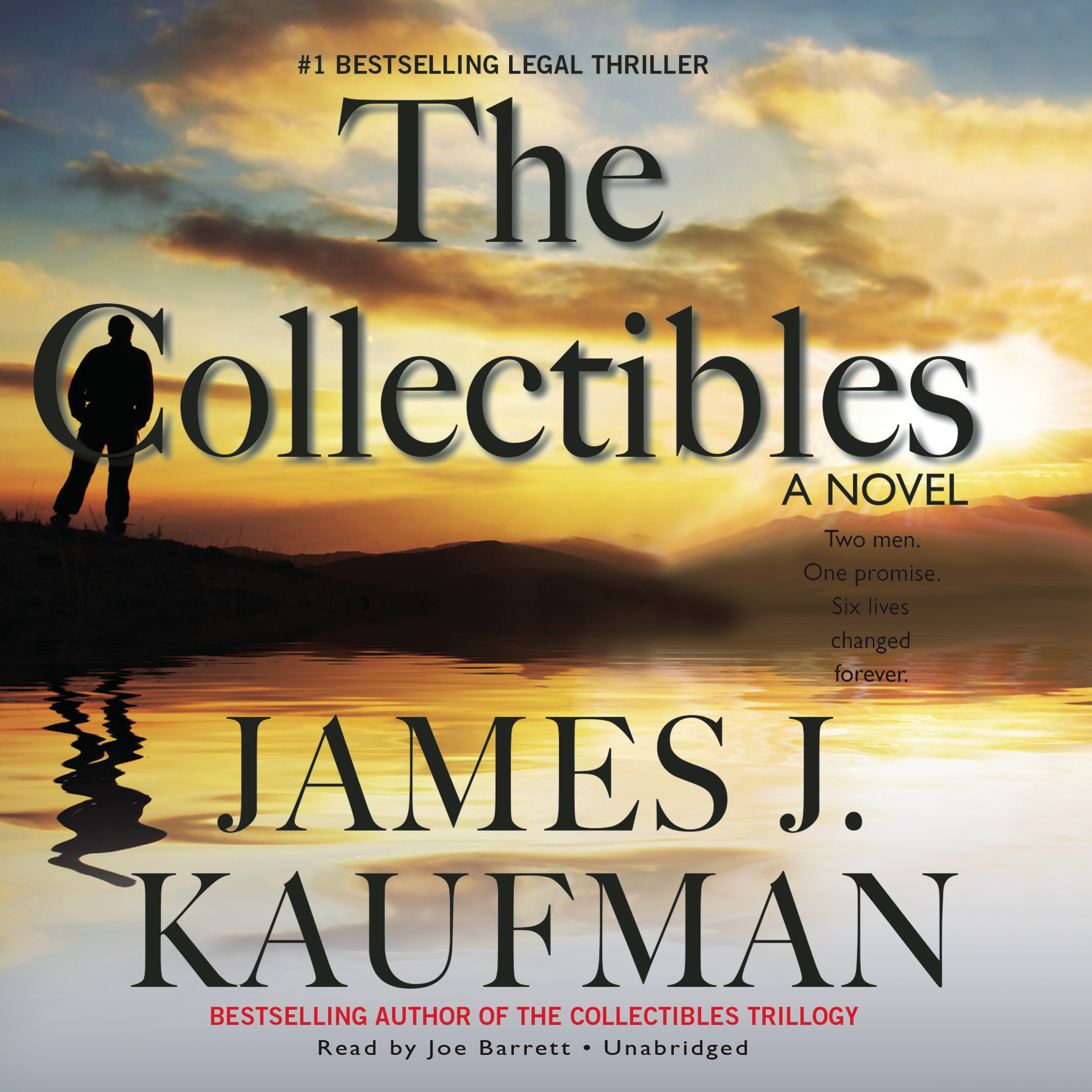 Printable The Collectibles Audiobook Cover Art