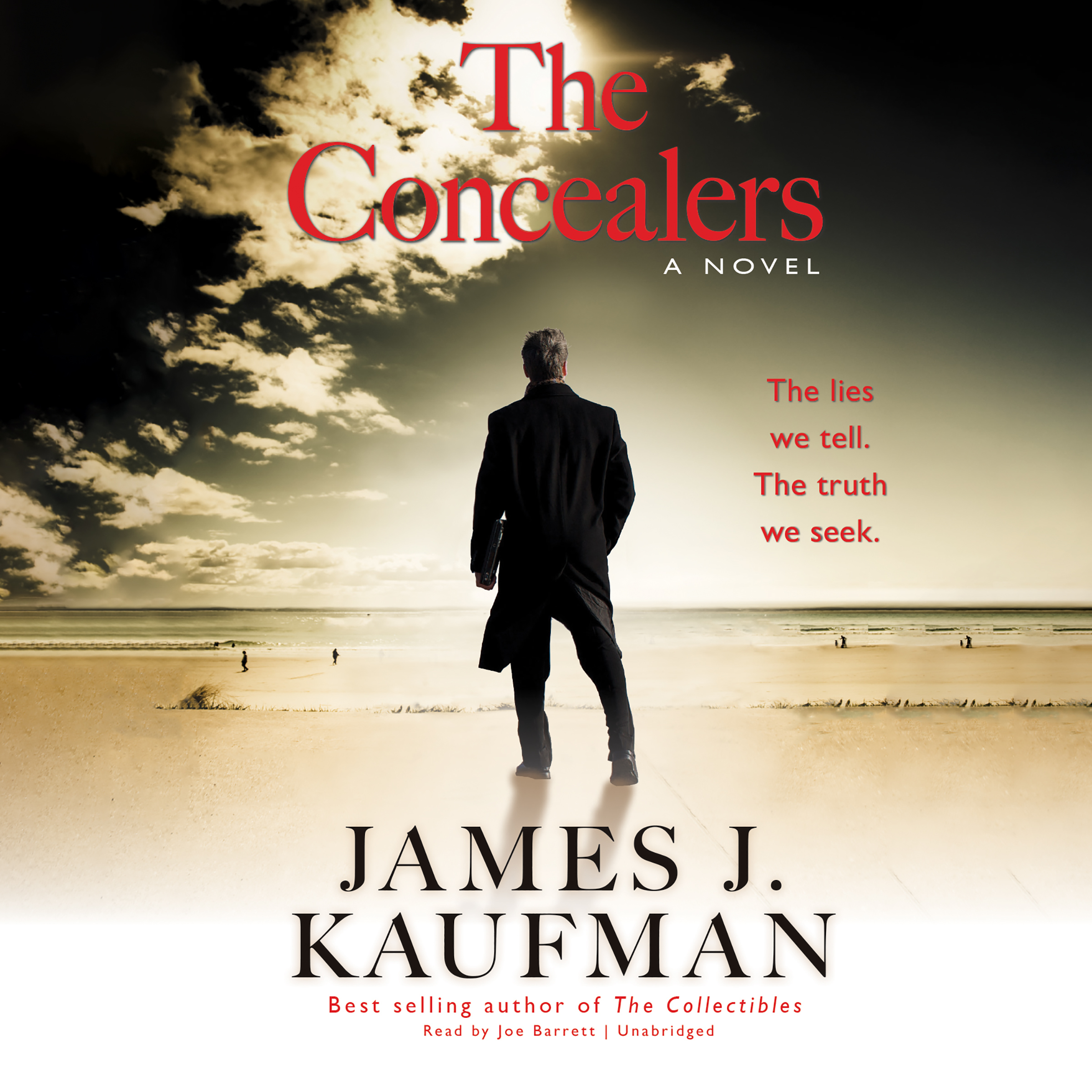 Printable The Concealers Audiobook Cover Art