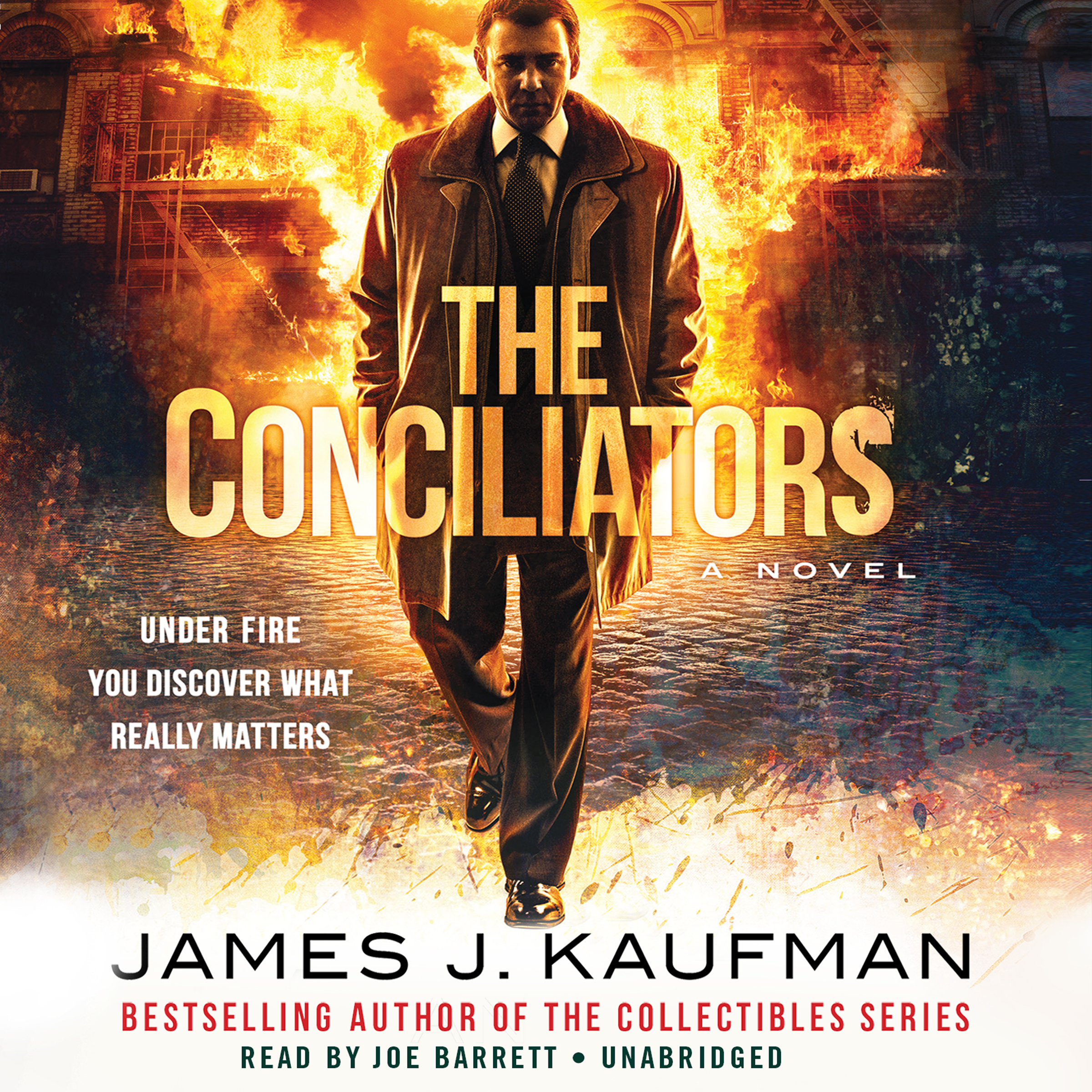 Printable The Conciliators Audiobook Cover Art
