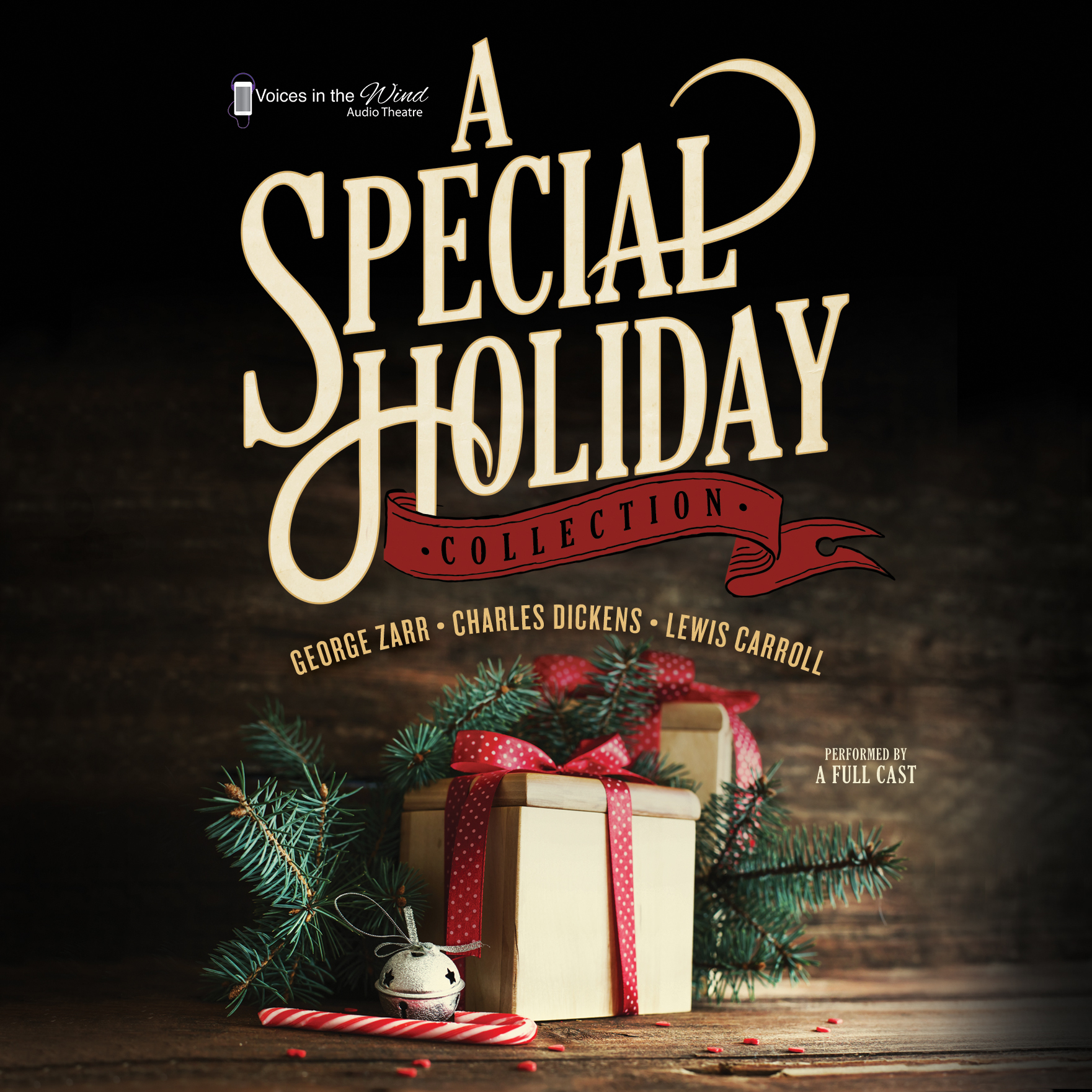 Printable A Special Holiday Collection Audiobook Cover Art