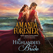 The Highlander's Bride, by Amanda Forester