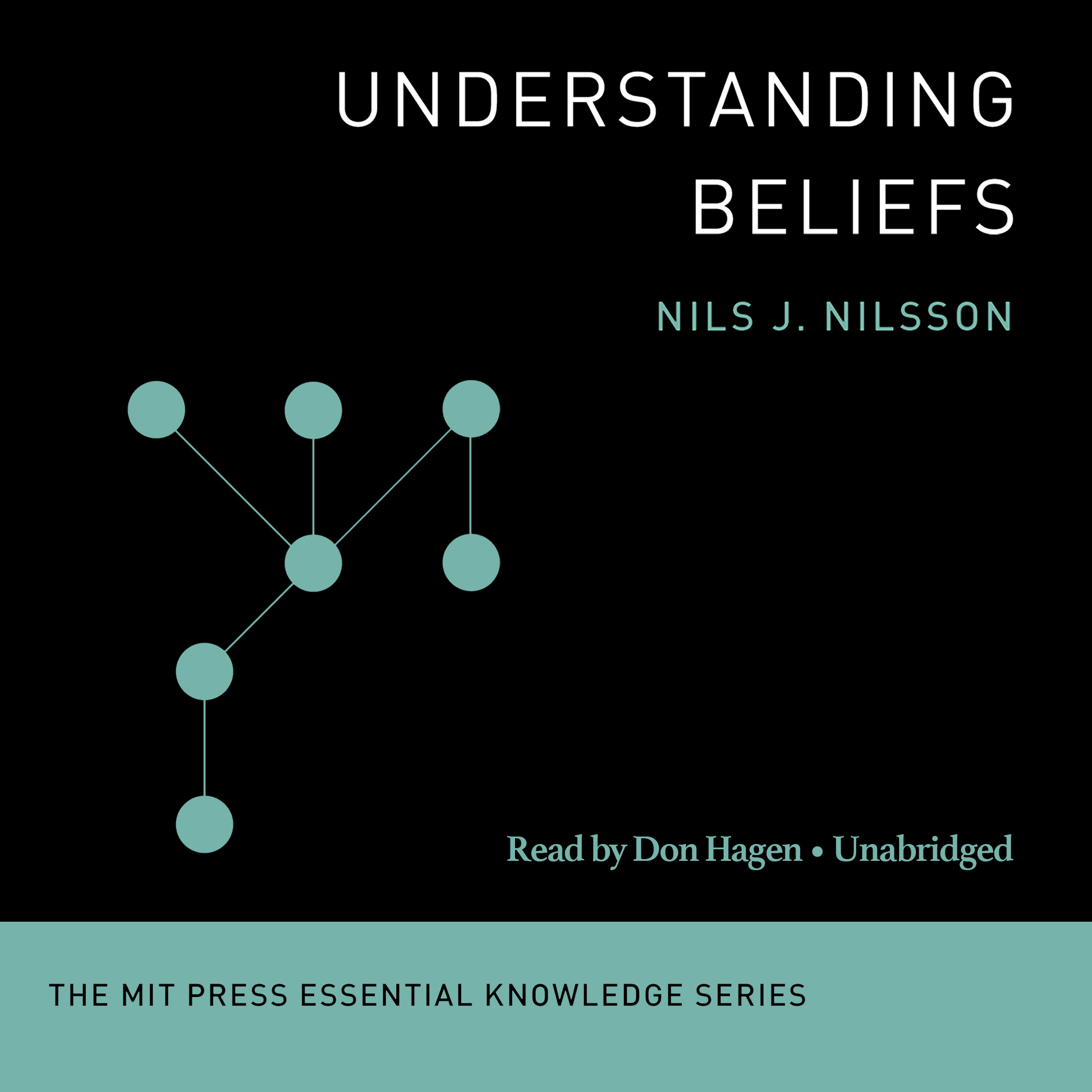 Printable Understanding Beliefs Audiobook Cover Art