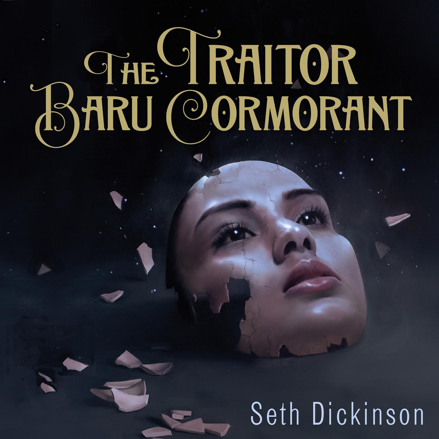 Printable The Traitor Baru Cormorant Audiobook Cover Art