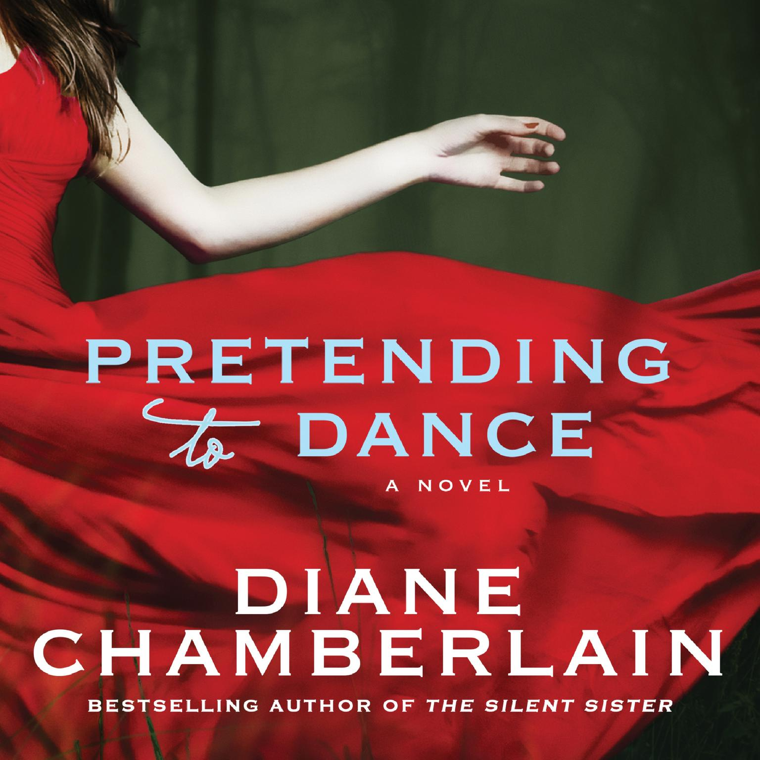 Printable Pretending to Dance: A Novel Audiobook Cover Art