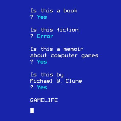 Gamelife: A Memoir Audiobook, by Michael W. Clune