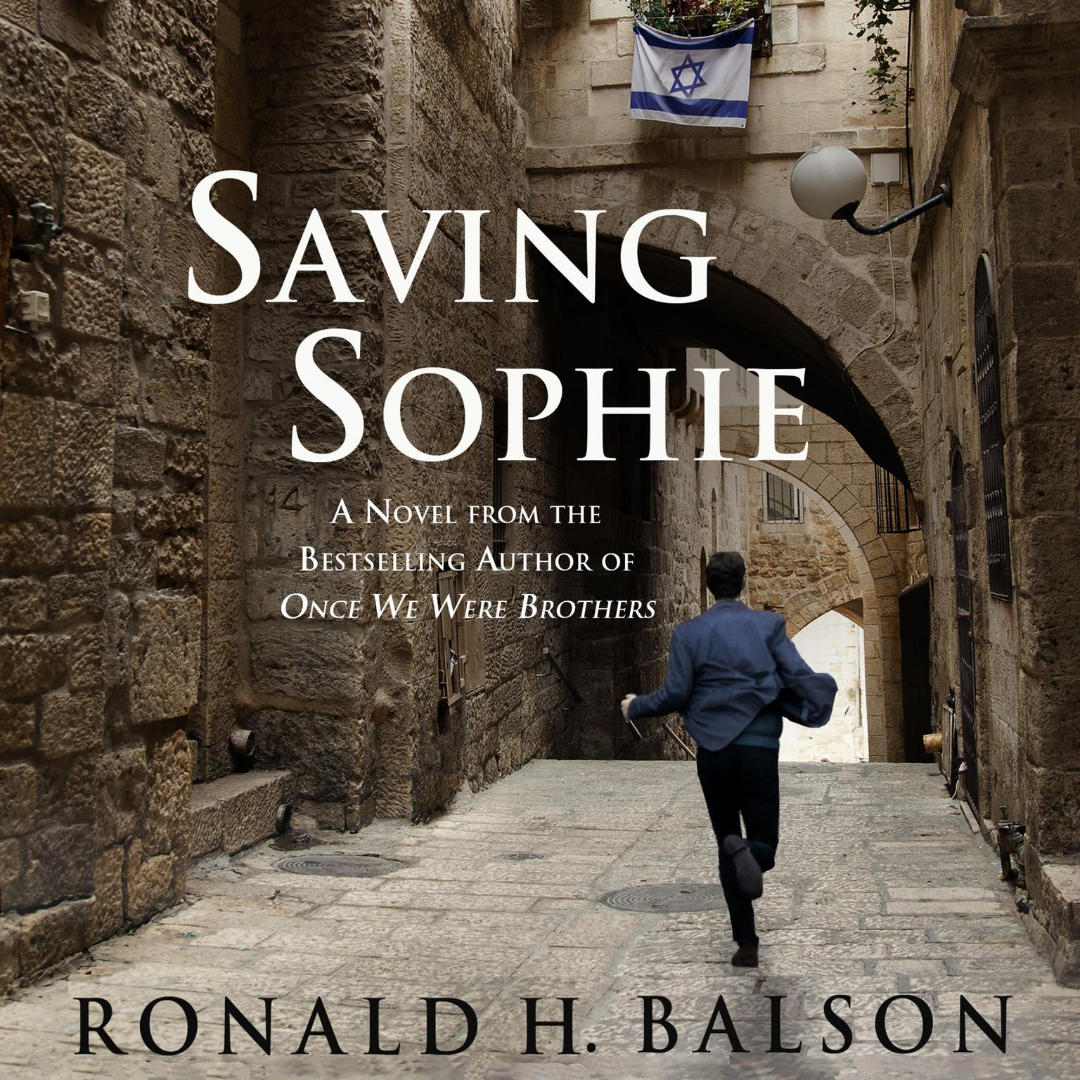 Printable Saving Sophie: A Novel Audiobook Cover Art