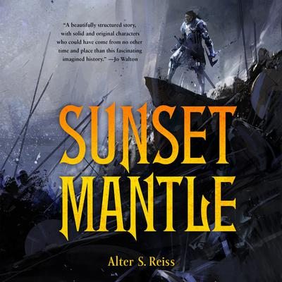 Sunset Mantle Audiobook, by Alter S. Reiss