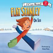 Flat Stanley: On Ice Audiobook, by Jeff Brown