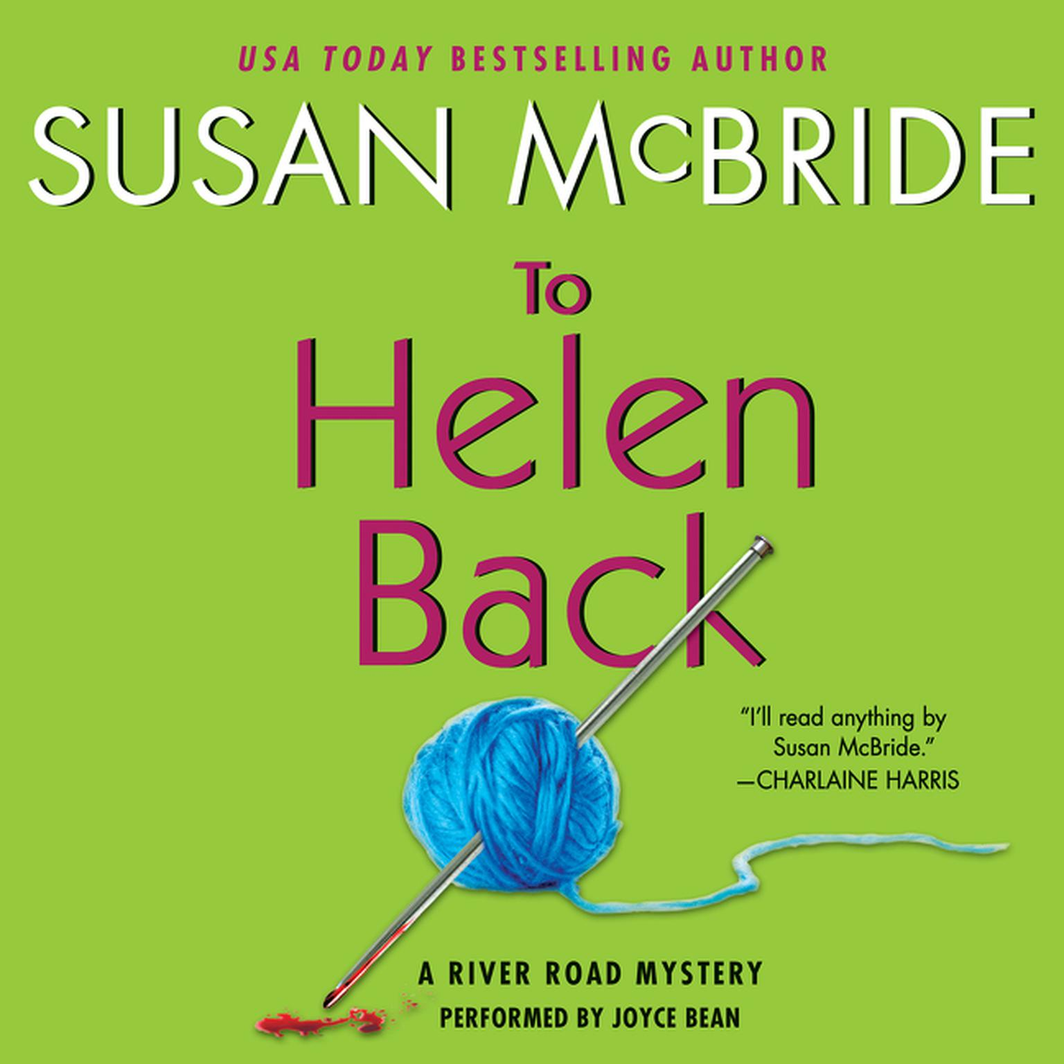 Printable To Helen Back: A River Road Mystery Audiobook Cover Art