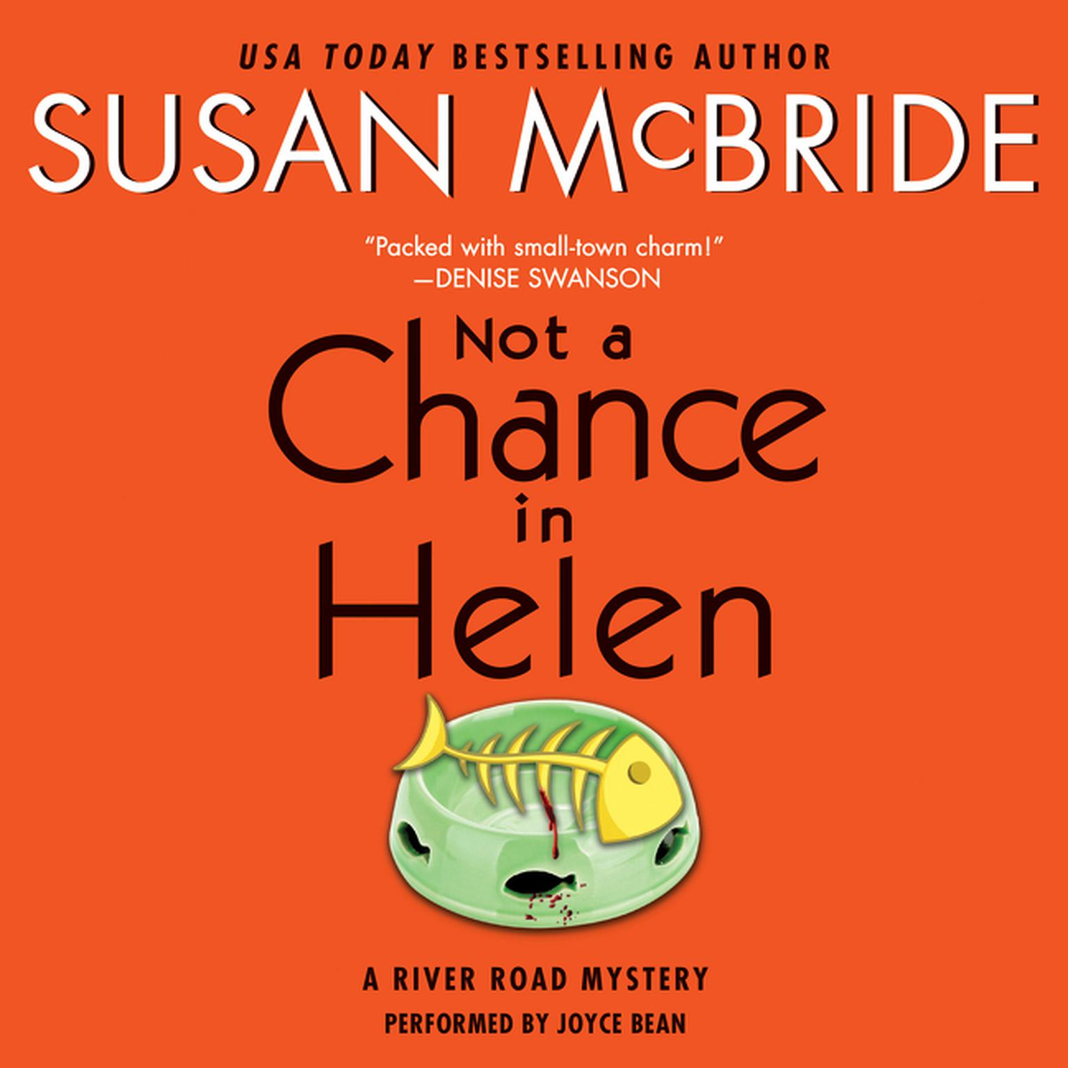 Printable Not a Chance in Helen: A River Road Mystery Audiobook Cover Art