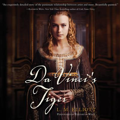 Da Vincis Tiger Audiobook, by L. M. Elliott
