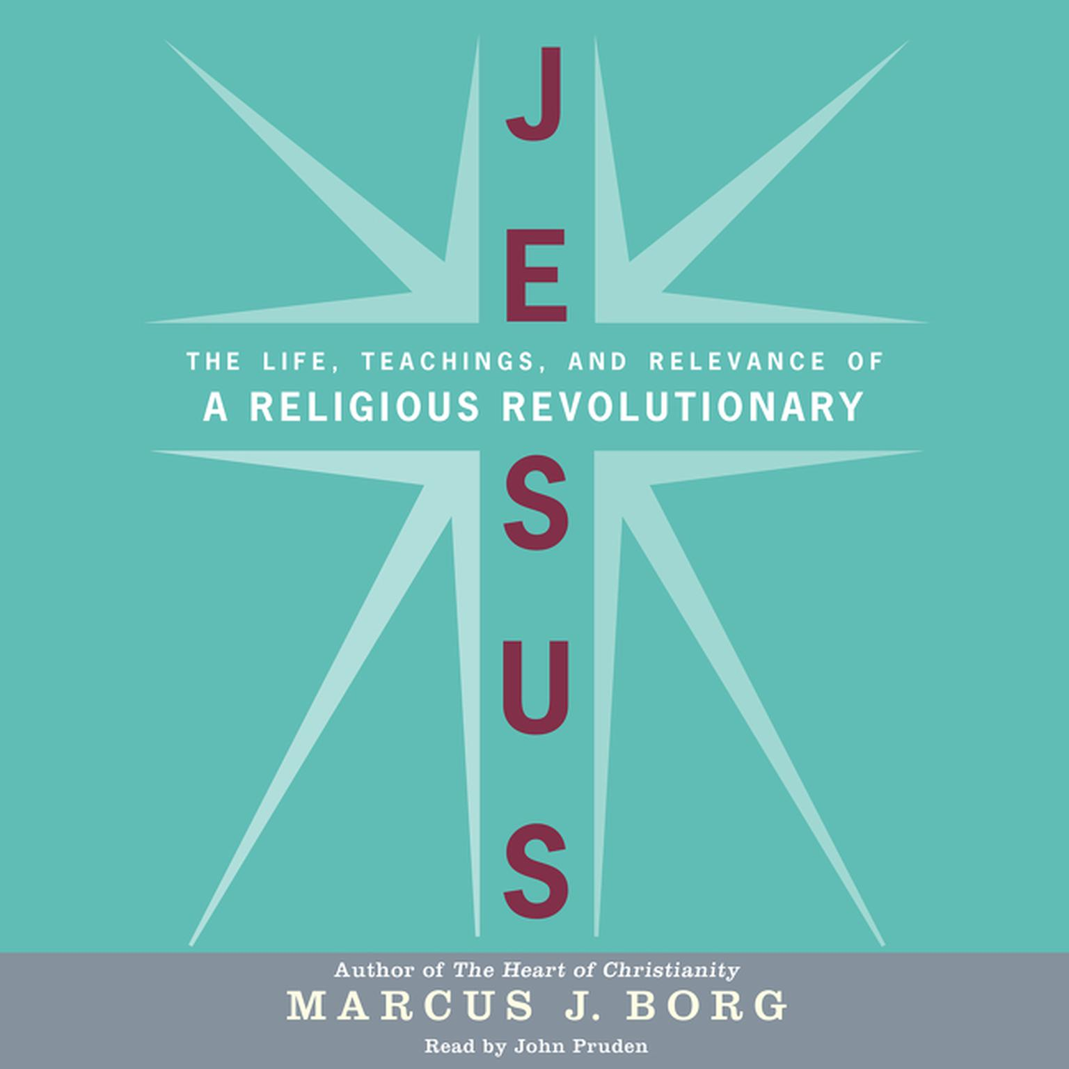 Printable Jesus: The  Life, Teachings, and Relevance of a Religious Revolutionary Audiobook Cover Art