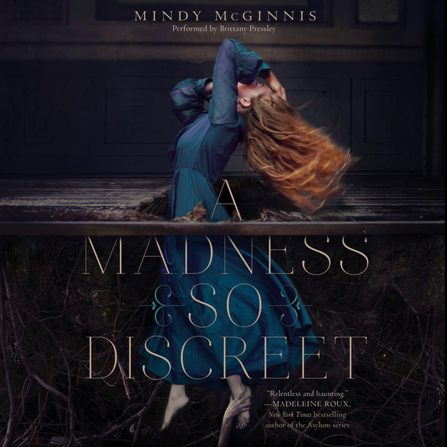 Printable A Madness So Discreet Audiobook Cover Art