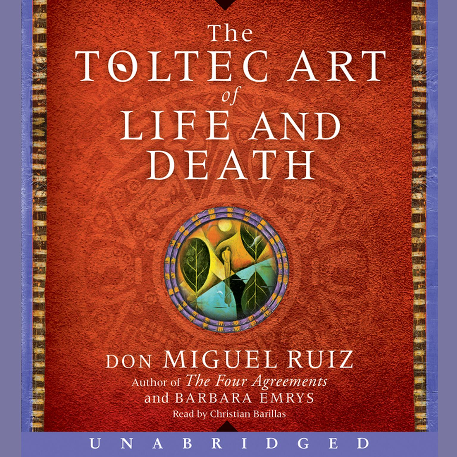 Printable The Toltec Art of Life and Death: A Story of Discovery Audiobook Cover Art