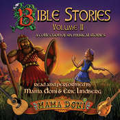 Bible Stories, Volume 2 Audiobook, by Mama Doni