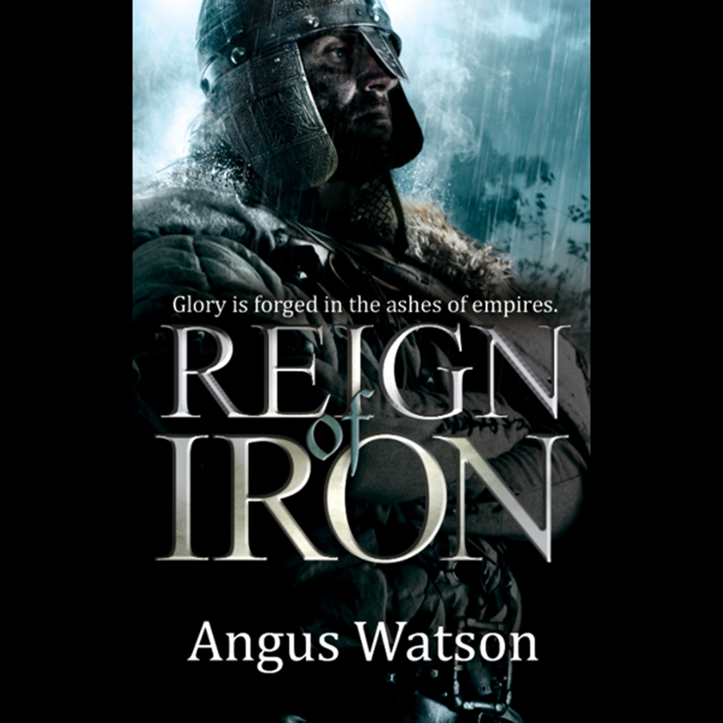 Printable Reign of Iron Audiobook Cover Art