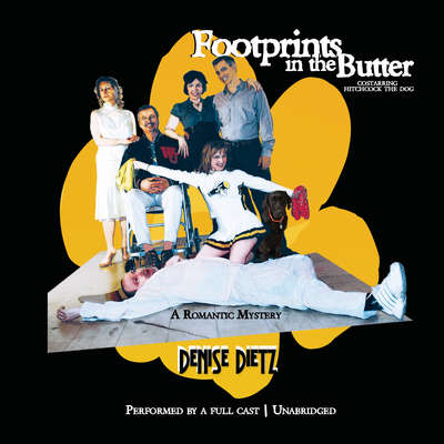 Footprints in the Butter Audiobook, by Denise Dietz